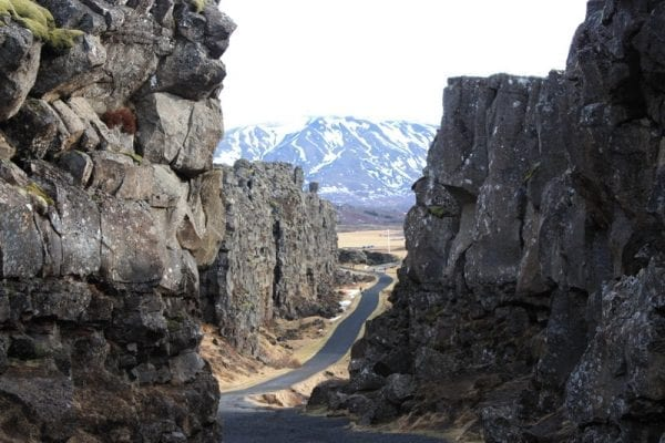 Tingvellir Iceland