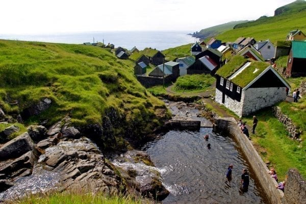 Mykines in the Faroe Islands