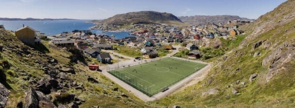 An-artificial-grass-pitch-in-Qaqortoq