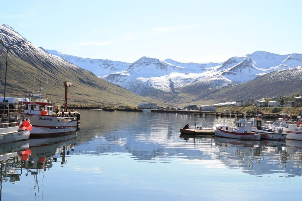 Iceland Siglufjordur