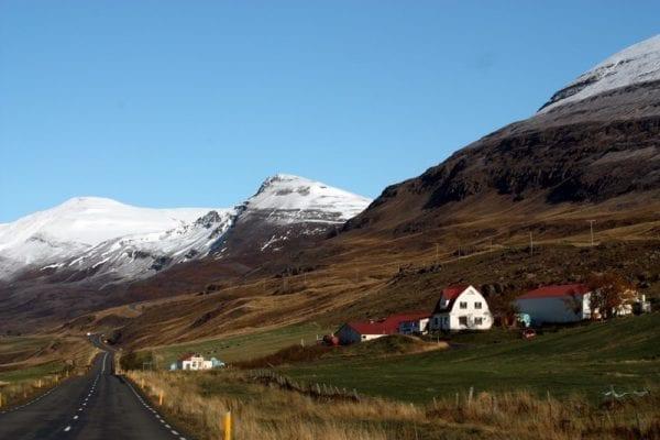 Eyjafjörður North Iceland