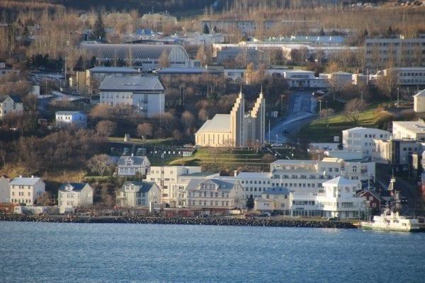 Akureyri, Eyjafjörður, Iceland