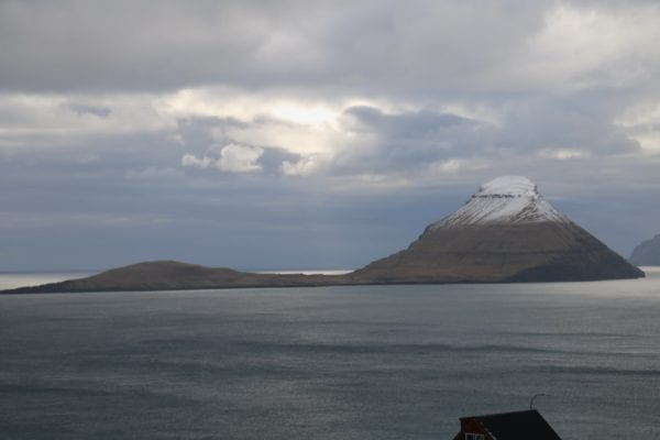 Velbastadur in the Faroe Islands