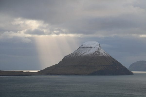Koltur in the Faroe Islands