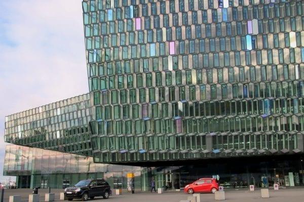 Harpa Concert Hall Iceland Reykjavík