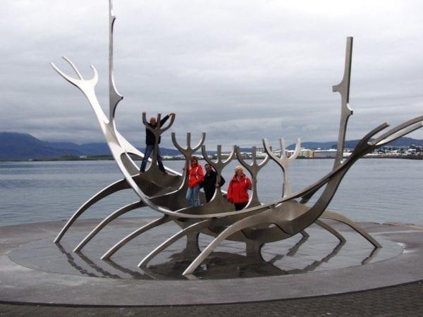 Sólfarið Reykjavík Iceland