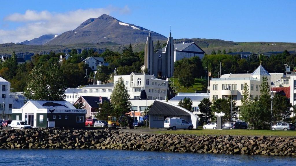 Akureyri Iceland