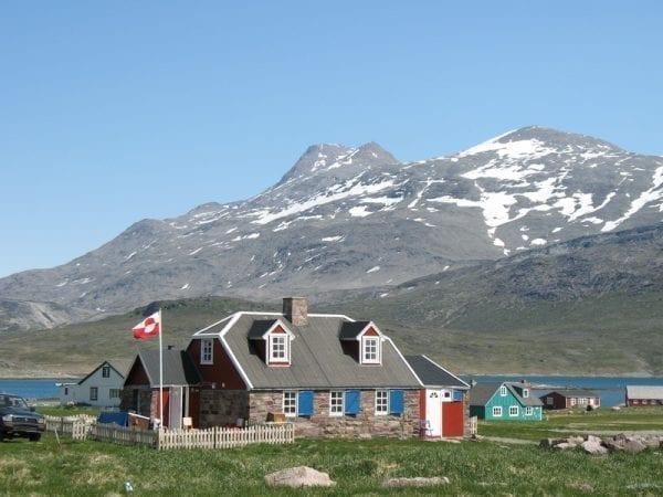 Igaliku Greenland