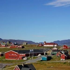 Narsaq Greenland