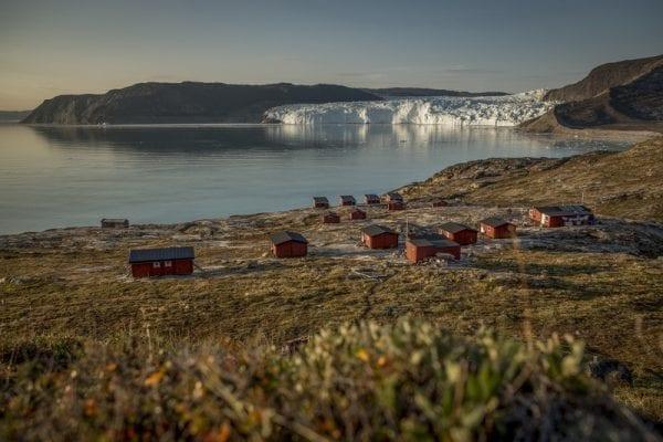 Ilulissat Eqi Greenland