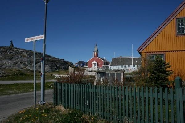 Nuuk Greenland