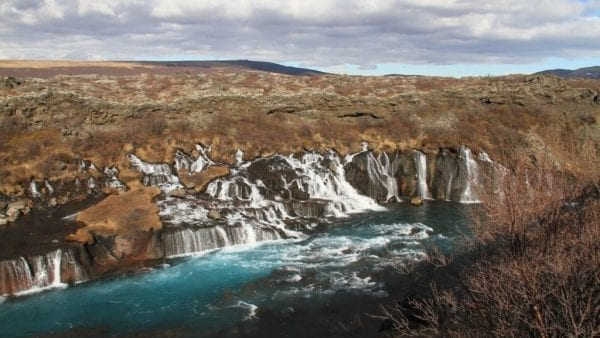 Hraunfossar Iceland