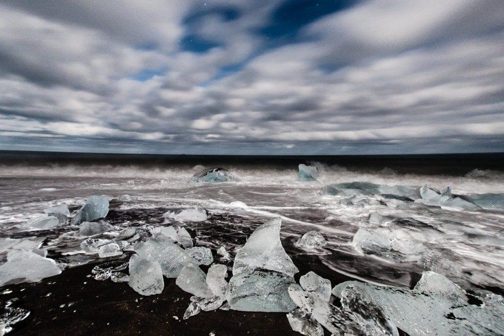 diamond-beach-jokulsarlon iceland