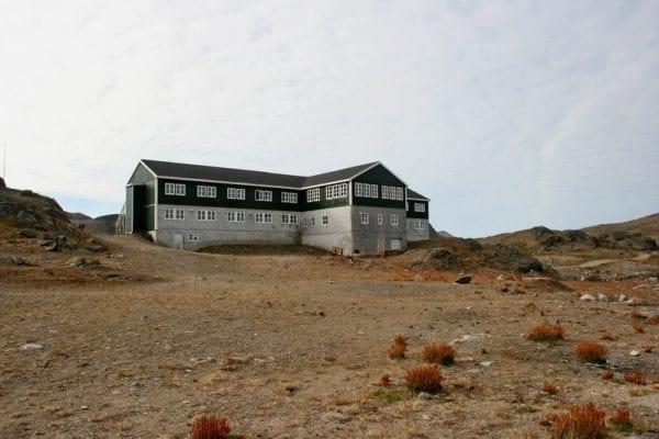 Hotel Kulusuk in Greenland