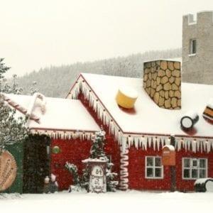 Christmas house Akureyri