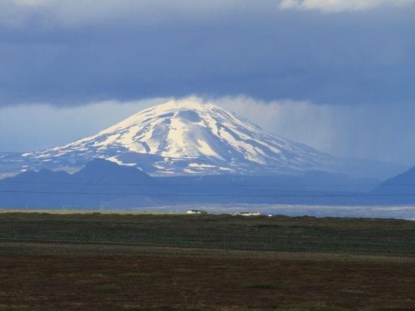Mt. Hekla Iceland
