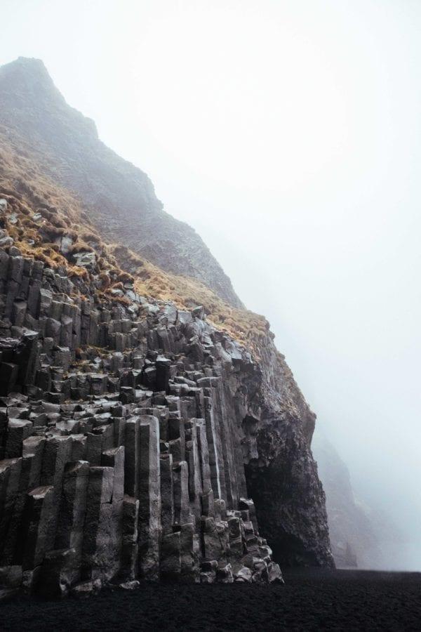 Reynisfjara - Black Sand Beach - Iceland