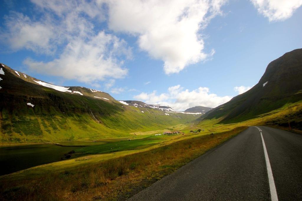 Iceland dal self drive