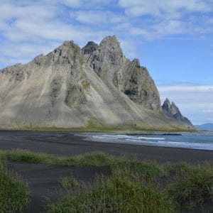 Iceland vestrahorn mountain