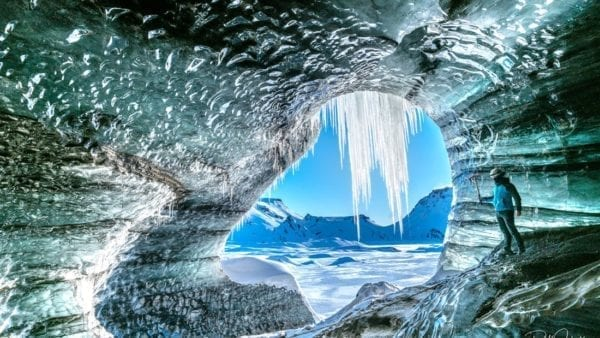 Katla Ice Cave Vík