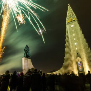 New Years Eve Iceland
