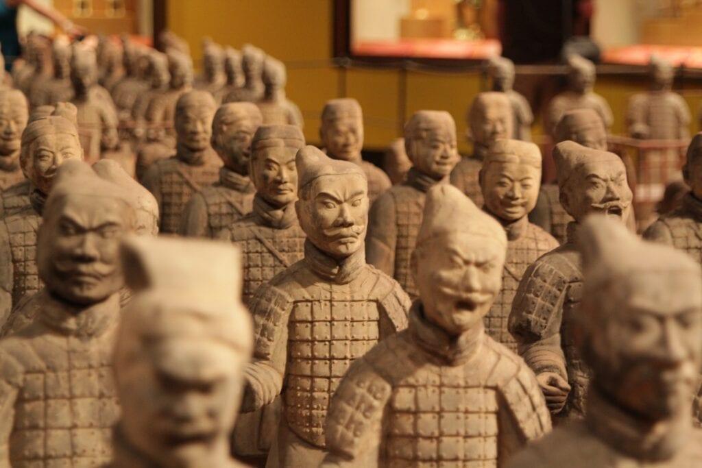 Terracotta warrriors Xi'an