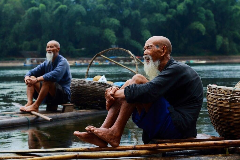 Fishermen in Yangshuo