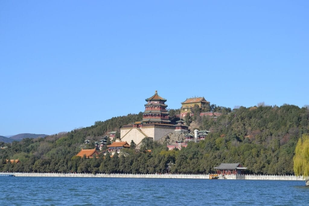 Beijing the summer palace