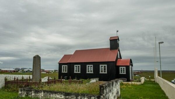 Church Reykjanes
