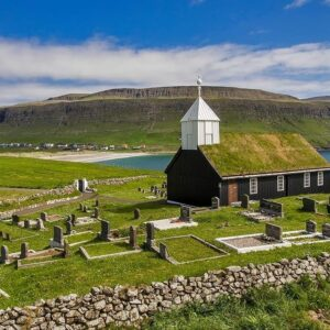 Sandoy church
