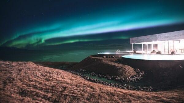 Northern Lights Geosea baths