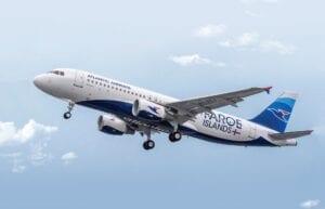 Atlantic Airways Airbus 320B