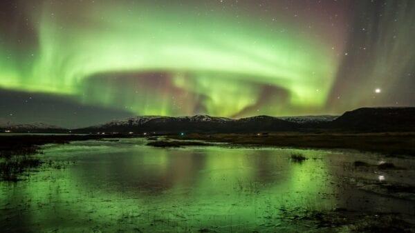 Northern Lights Akureyri