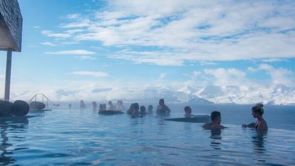 Geosea Geothermal baths Húsavík