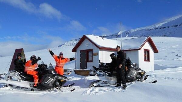 Snowmobile Akureyri